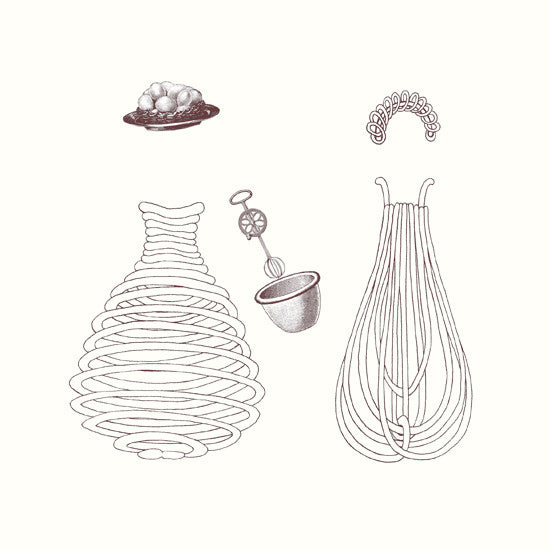Rosie Flo's whisk dress to colour in