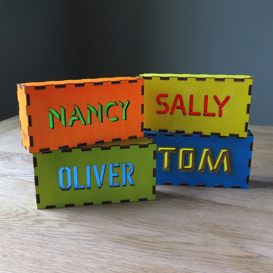 Personalised Glow Box
