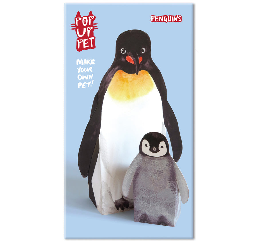 Pop Up Pet Penguins cover
