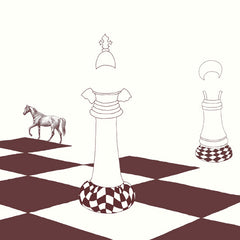 Rosie Flo's chess dress