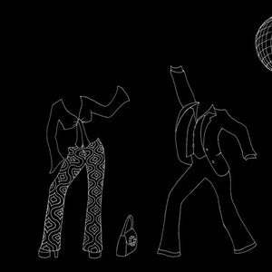 Rosie Flo's Night-time colouring book black paper disco
