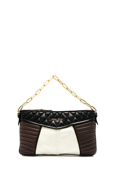 Nappa Biker Colour Small Crossbody