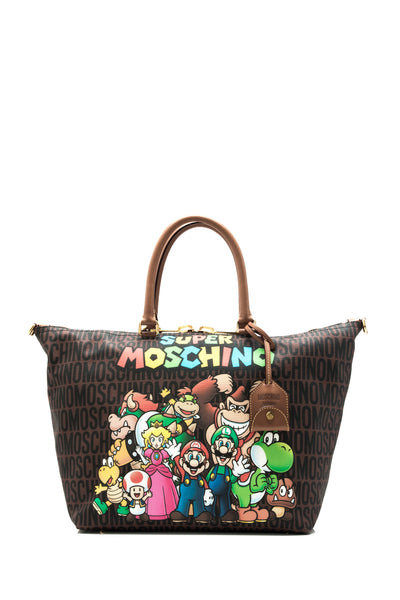 Super Moschino Large Tote