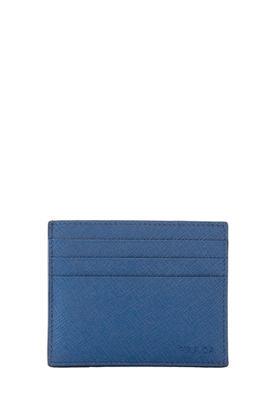 Saffiano 1 Card Holder