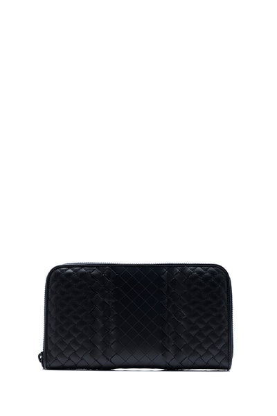 Intreccio Imperatore Zip Around Wallet