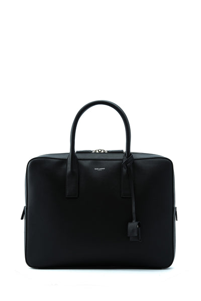 Classic Small Museum Flat Briefcase