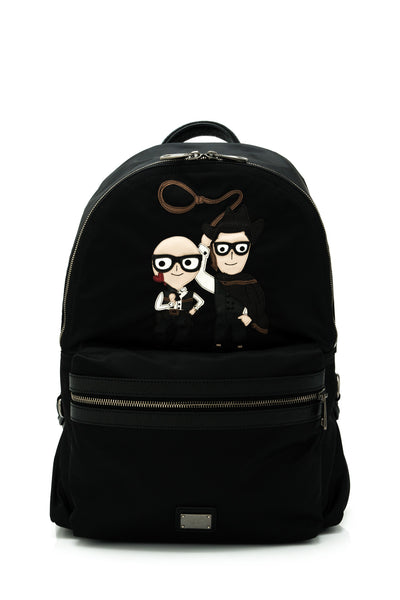 Patch DG Family Backpack