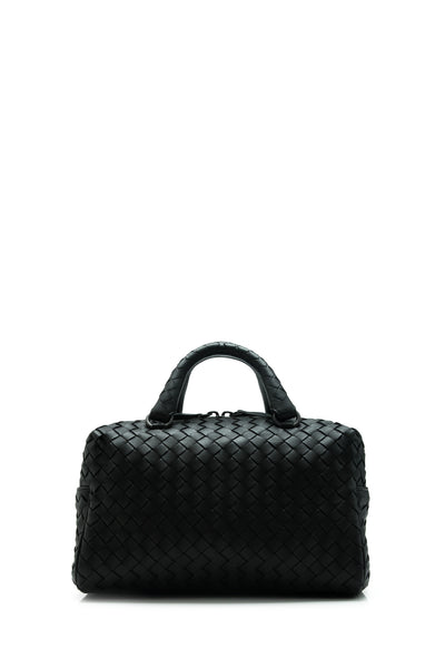 Intrecciato Nappa Mini Top Handle Bag