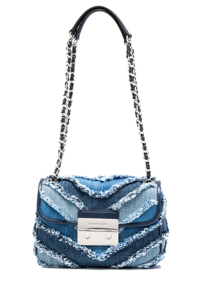 Sloan Small Chain Shoulder Bag