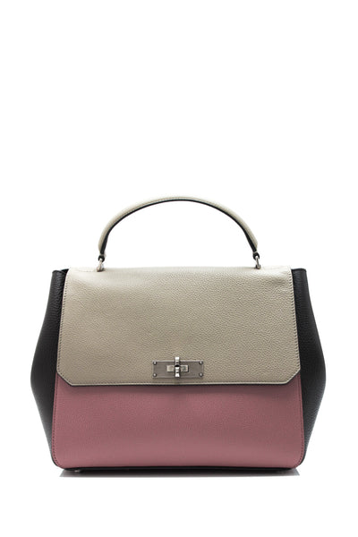 B Turn Medium Satchel