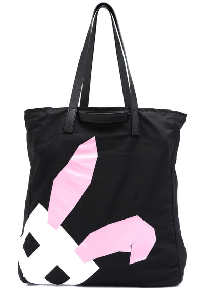 Bunny Printed Tote