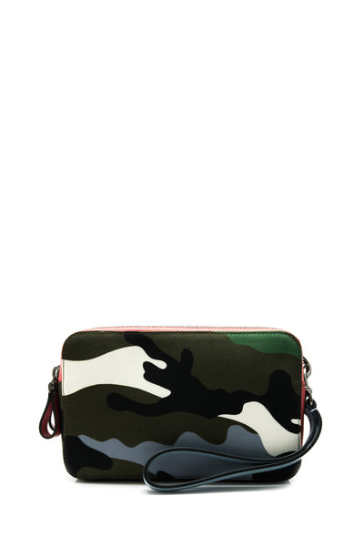 Camouflage Wristlet Pouch