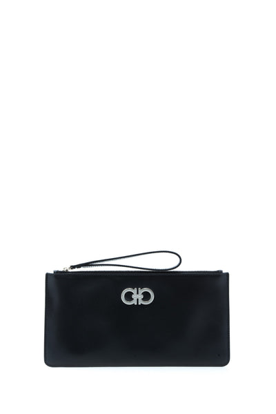 Double Gancio Wristlet Clutch