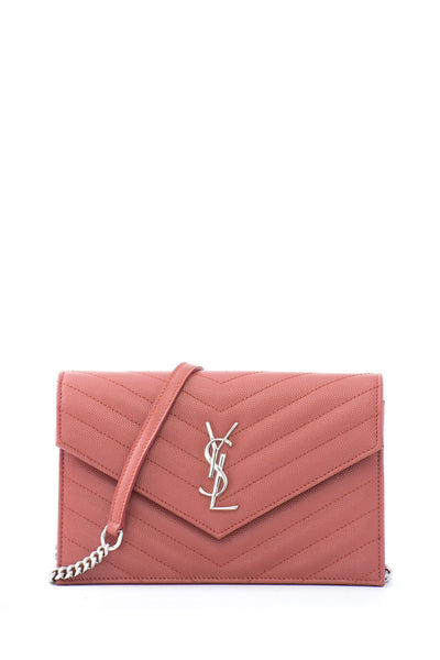 Monogram Envelope Chain Wallet