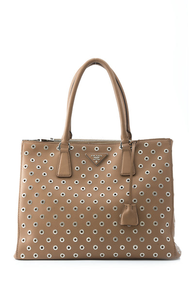 City Calf Handbag