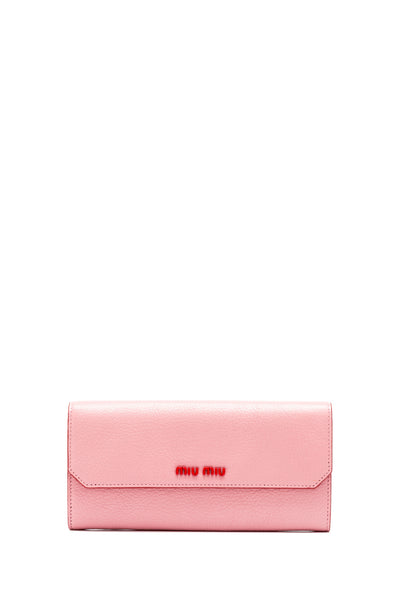 Madras Colour Long Flap Wallet