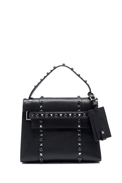 My Rockstud Rolling Single Handle Bag