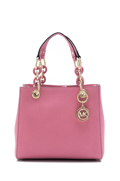 Cynthia Small North South Satchel