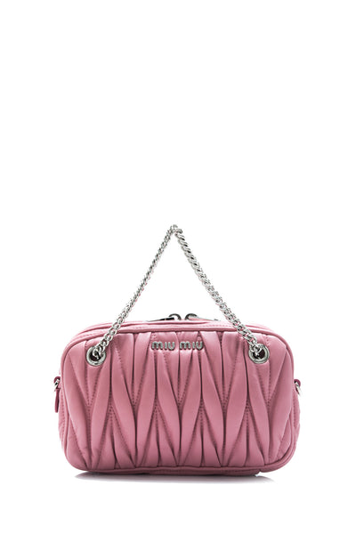 Matelasse Small Crossbody