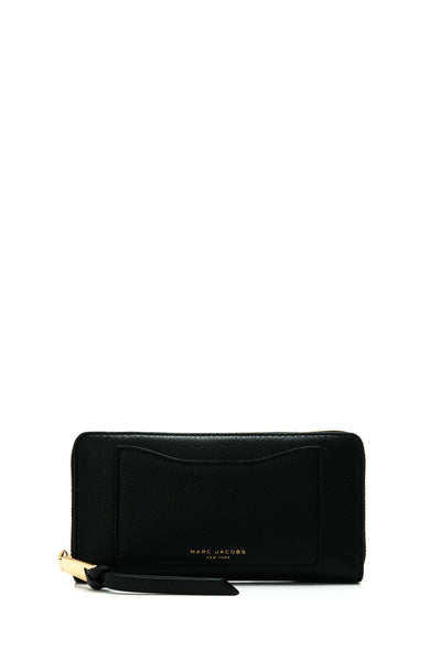 Recruit Leather Continental Wallet