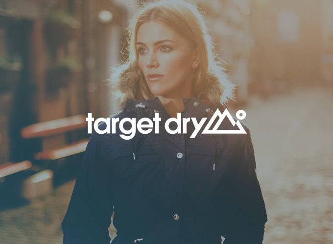 Targetdry website redesign