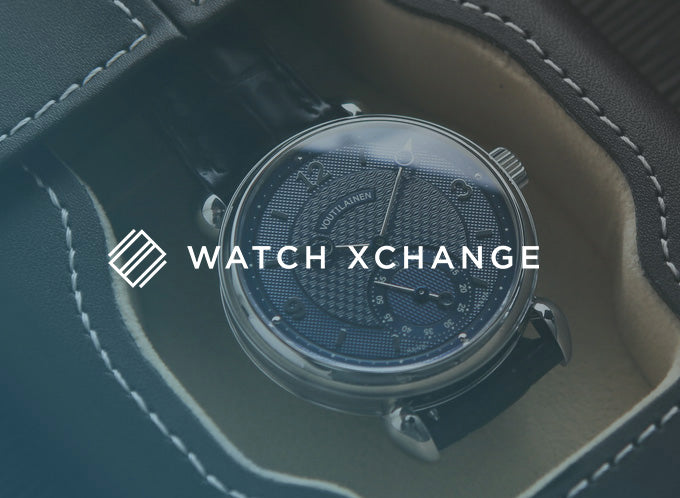 Watch xchange website redesign