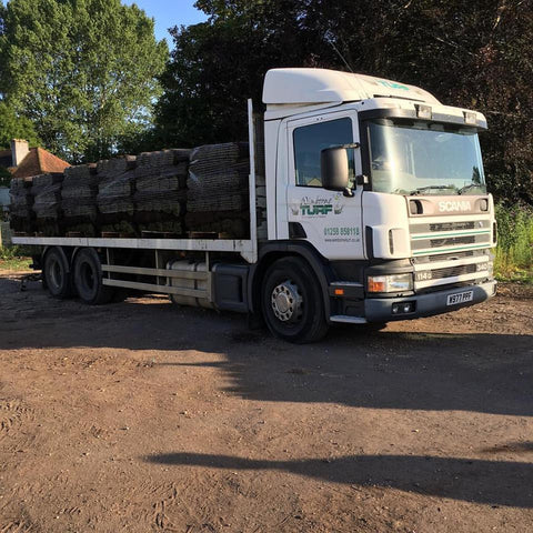 turf delivery from wimborne turf