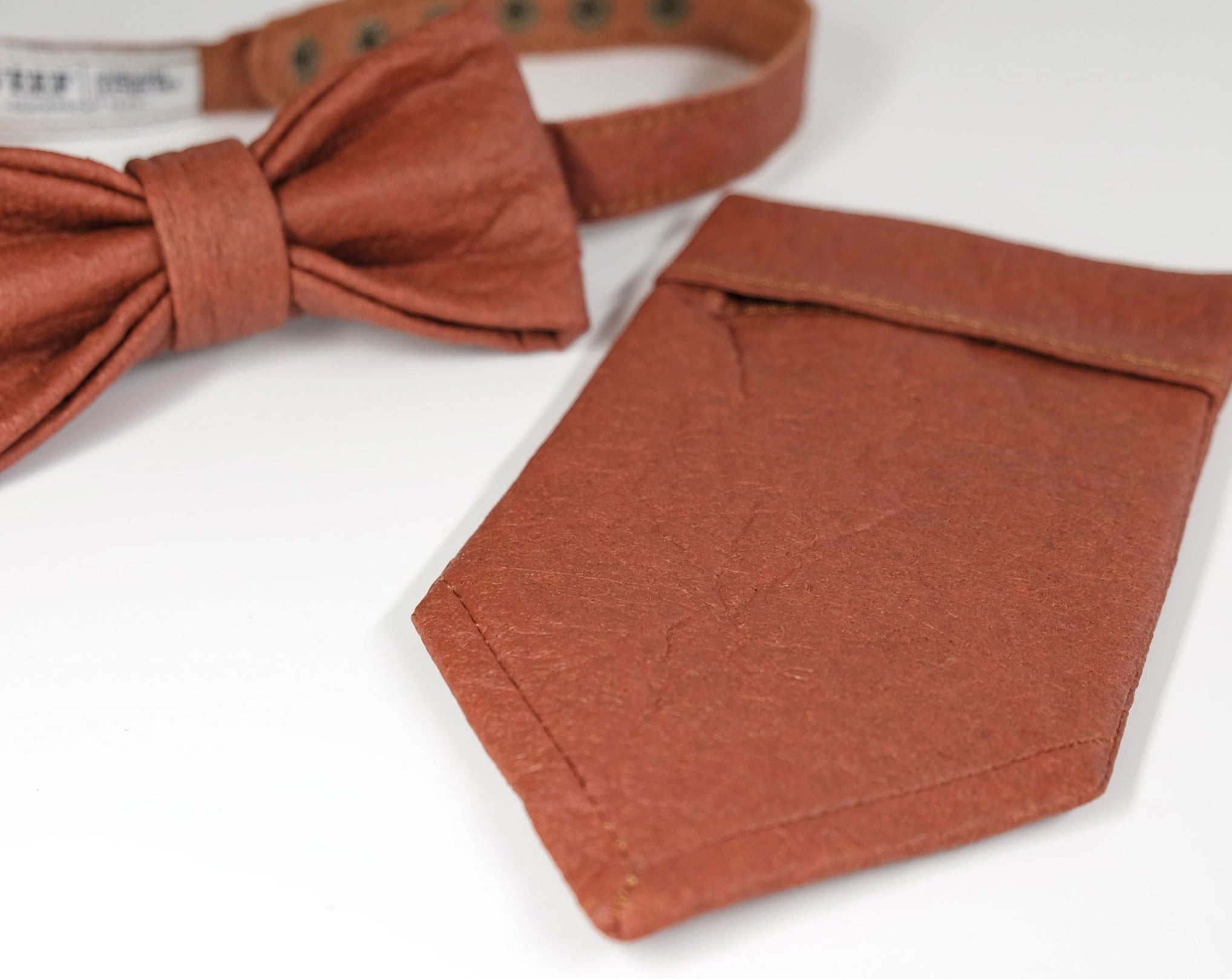 Pocket Square – Piñatex® Canela