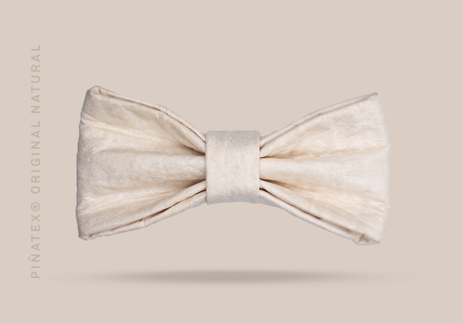 BOW TIE - Piñatex® Natural