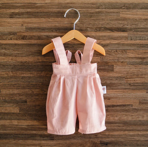 Miniland Suspender Pants