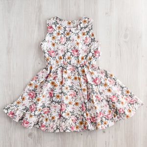 Aurora Spinny Ruffle Dress
