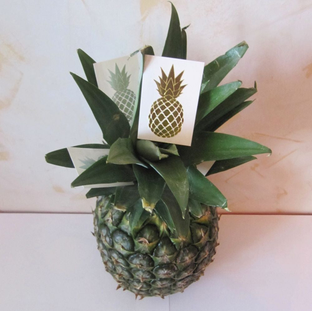 What Pineapple Tattoos Really Mean