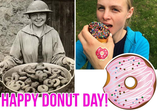 National Donut Day in USA photo