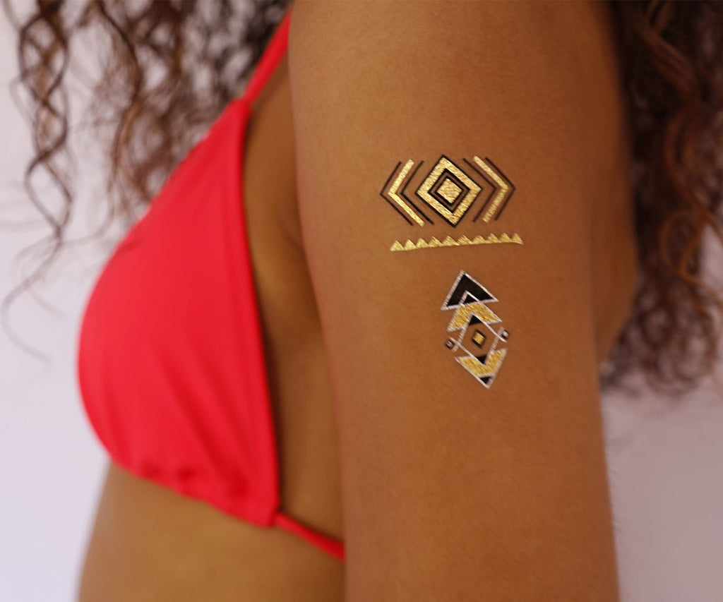 Summer protection for Jewel Flash Tattoos | photo
