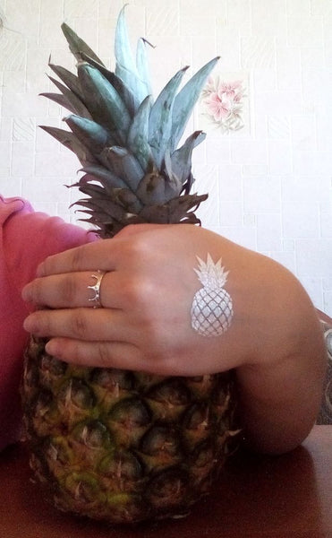 Meaning Of Pineapple What Pineapple Symbolizes Jewel Flash Tattoos
