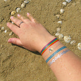 Cute temporary metallic tattoos for summer and beach