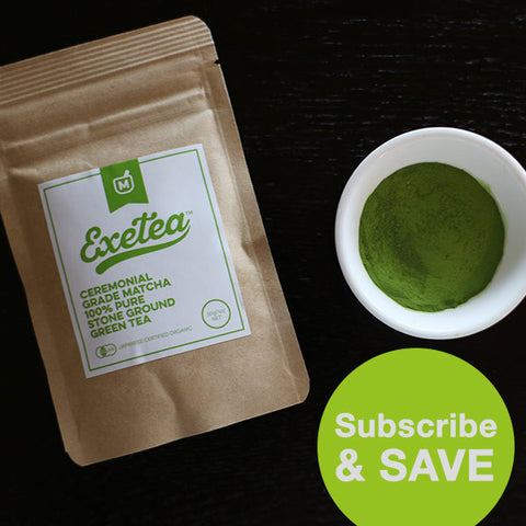 Ceremonial Grade Matcha Subscription