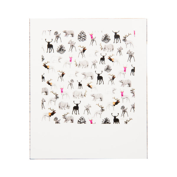 Animals Photoblock - Eclectic Bohemian