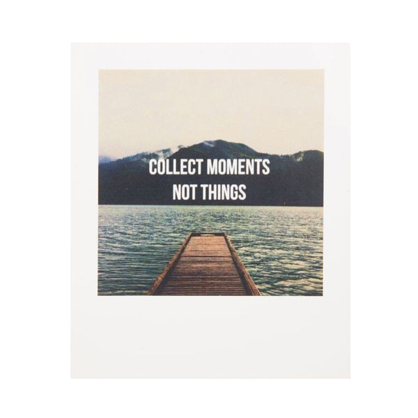 Collect Moments Photoblock - Eclectic Bohemian