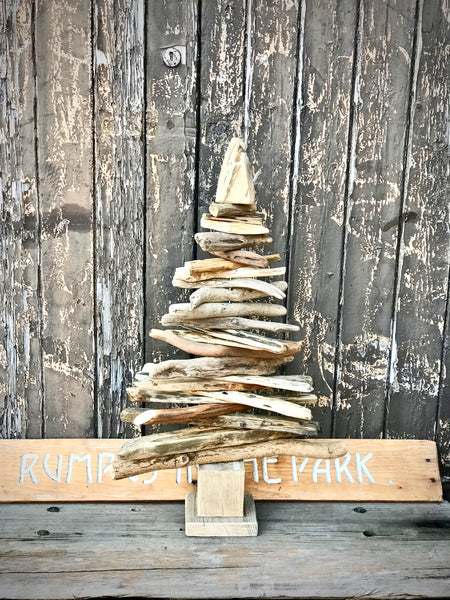 A Driftwood Tree - Eclectic Bohemian