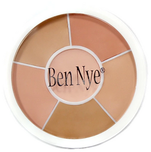 Ben Nye Total Conceal-All and Cover-All Wheel