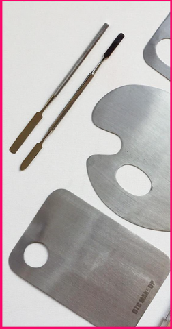 Stainless Steel Mixing Spatula