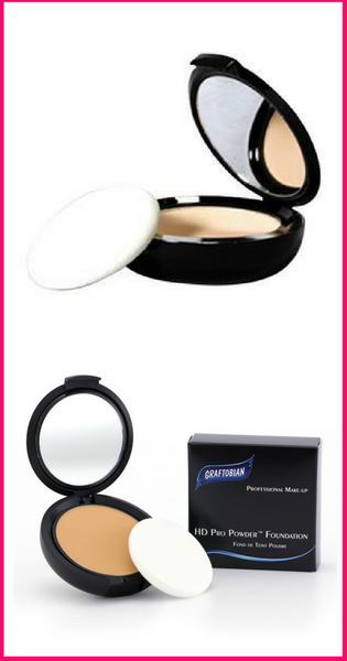 PREORDER Graftobian HD Pro Powder Foundation