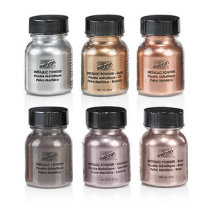 PREORDER Mehron Metallic Powder