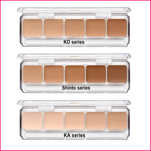 PREORDER: RCMA 5-Part Foundation Palette
