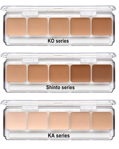 PREORDER RCMA 5-Part Foundation Palette