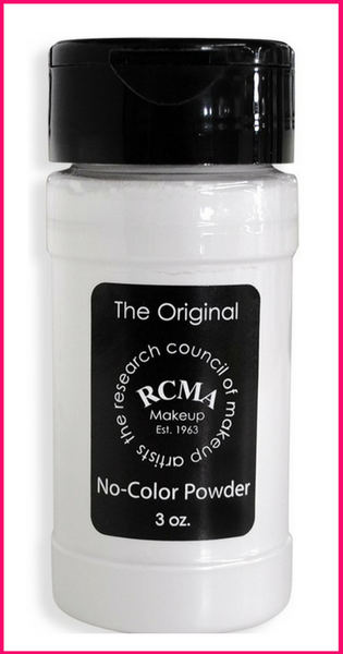 ON HAND: RCMA No Color Powder
