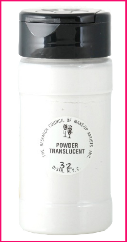 PREORDER RCMA Translucent Powder