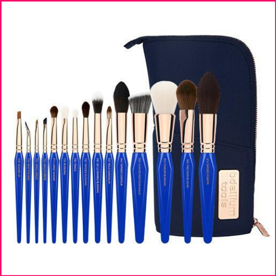 PREORDER: Bdellium Tools Golden Triangle Phase II 15pc Brush Set
