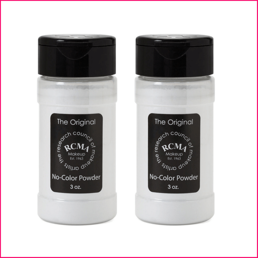 RCMA No Color Powder (Duo Pack)
